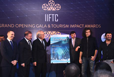 Day 1 - IIFTC Opening Gala - Unveiling of CinePort magazine