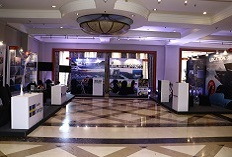 IIFTC Conclave Exhibition Area