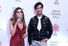 IIFTC Red Carpet - Actor Nandish Singh